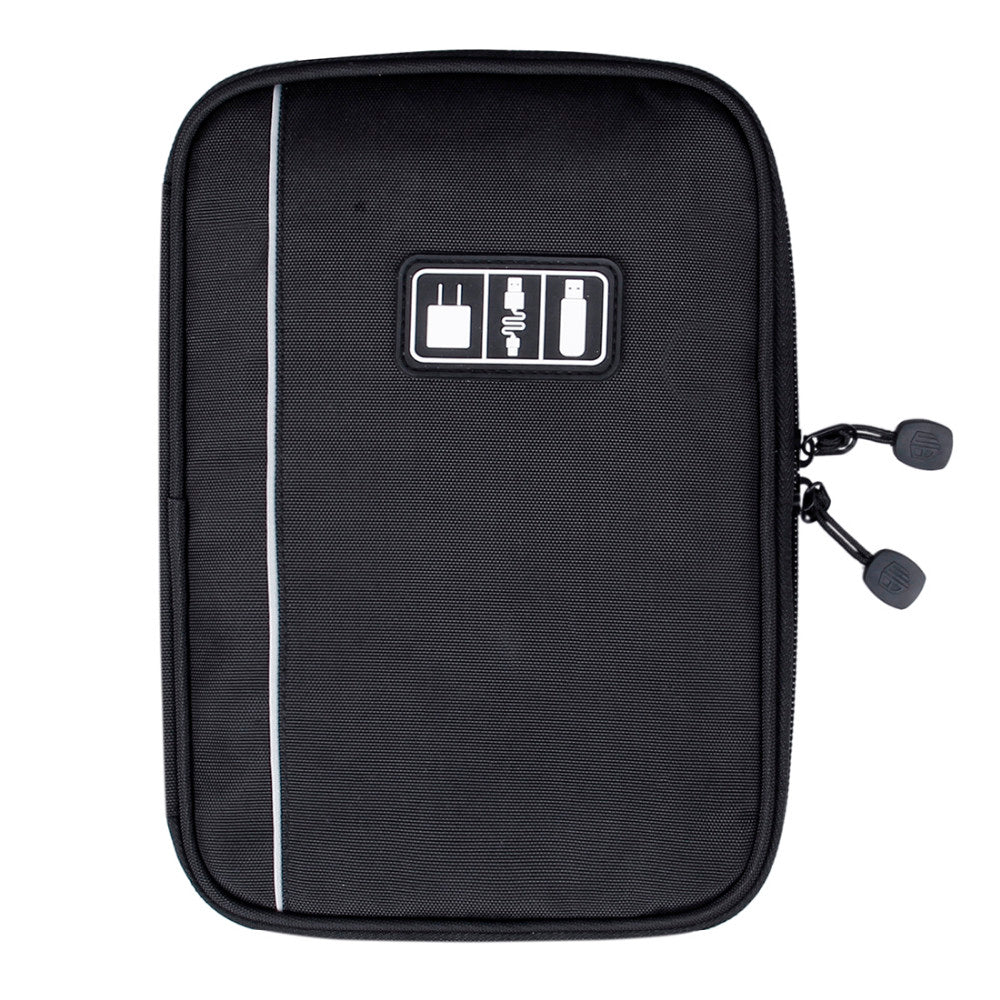 SLIM DIGITAL ACCESSORIES TRAVEL BAG / ORGANIZER