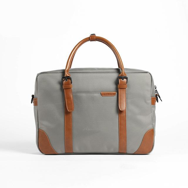 Waterproof Laptop Briefcase Grey