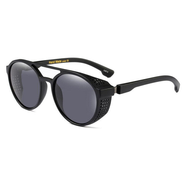 Goggle Sunglasses Matte Black