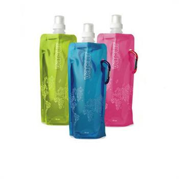 Collapsible Travel Water Bottle Full Various Colors