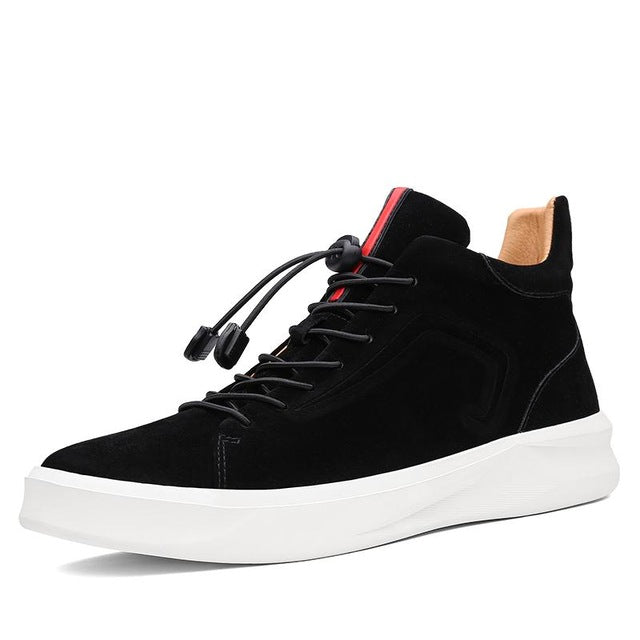 Modern High-Top Sneaker Black toggle