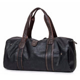 Soft Duffle Brown Black