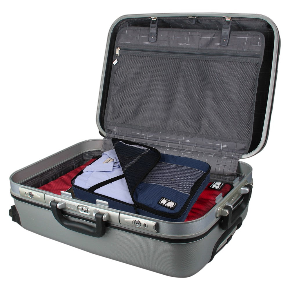 NYLON PACKING CUBES FOR SHIRTS