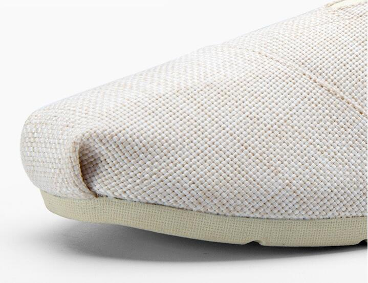 colas slip-ons beige thumb nose