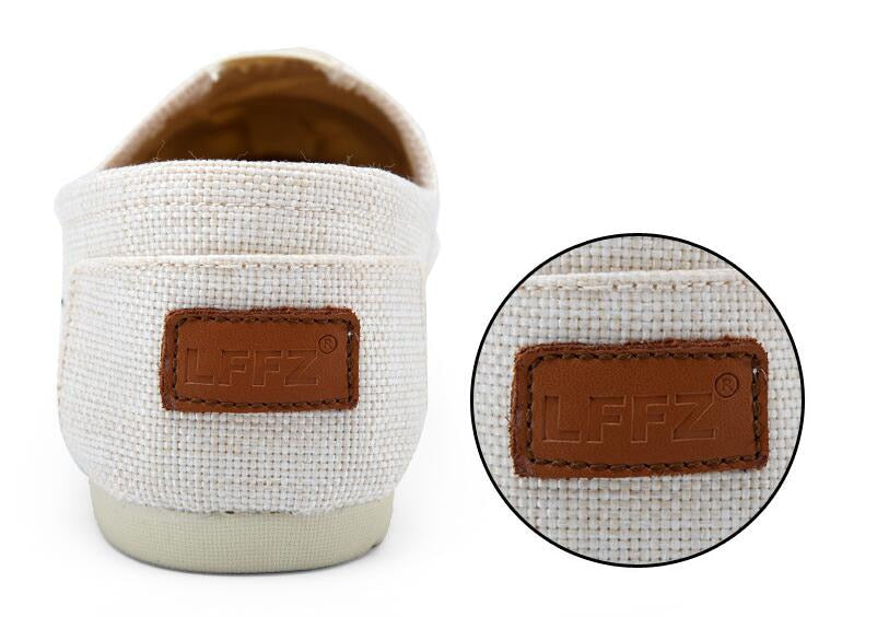 colas slip-ons beige thumb back view