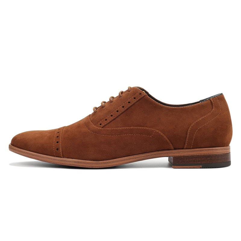LONDON SUEDE OXFORD