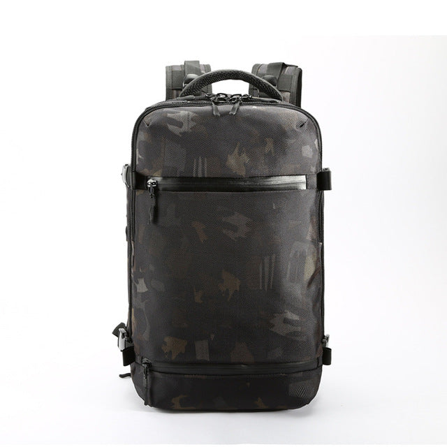 MODERN CARRY-ON BACKPACK