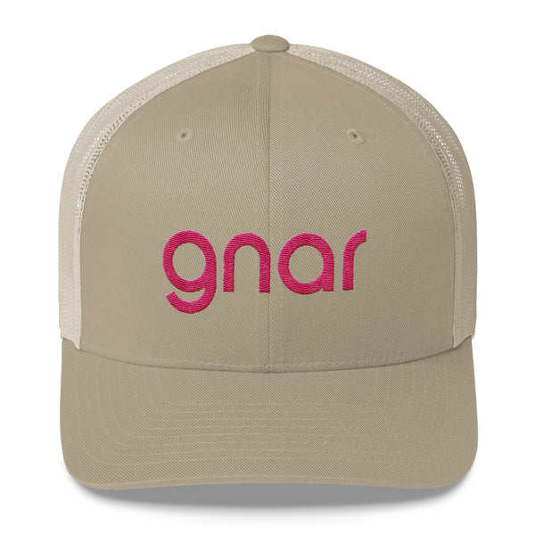One Gnarly Trucker Cap