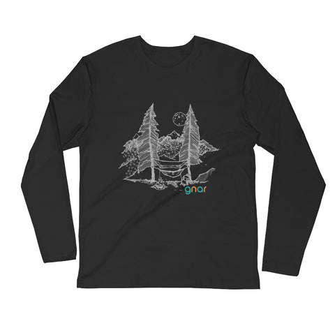 Gnight Time Long Sleeve Tee