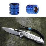 Titanium Alloy Knife Lanyard Beads EDC