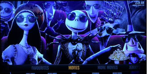 Nightmare Before Christmas Jailbroken Firestick Amazon alexa voice