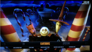 Jailbroken 'Nightmare Before Christmas' Fire Stick With Kodi 17.6