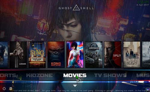 4 Jailbroken Amazon  'Ultimate 2-in-1'  Fire Sticks With Kodi 17.6 - Any Which Way You Go