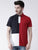 Color Block Polo T-shirt