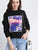 Digital Print Cotton Sweatshirt