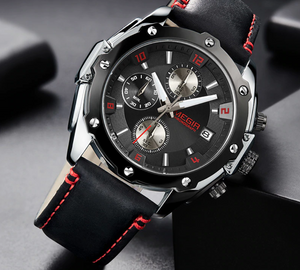 Top Luxury Brand Quartz Watches Men Fashion Casual Business