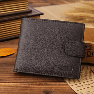 new 2017 men wallets famous brand mens wallet male leather purse card cash receipt holder organizer bifold wallet purse pocket