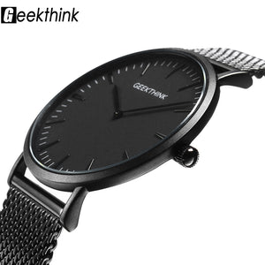 Luxury Quartz Watch men