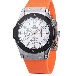 Sport Watch Casual Chronograph