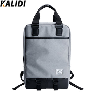 KALIDI 15.6 inch Laptop Bag for Men Women  Fashion Casual  Daypack  17.3 inch Bag for Mackbook HP Dell 15.6-17.3 inch School Bag
