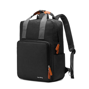 New-Bring Casual Laptop Backpack Lightweight Classic