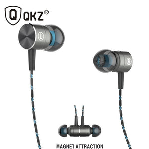 QKZ X41M Magnetic Earphones