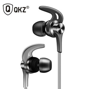 Earphones Metal  New Headset with Microphone