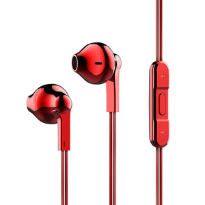 Baseus H03 In-Ear Wired Earphone Plating Headset