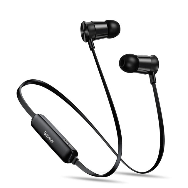 Baseus S07 Wireless Earphone CSR Bluetooth Headphones