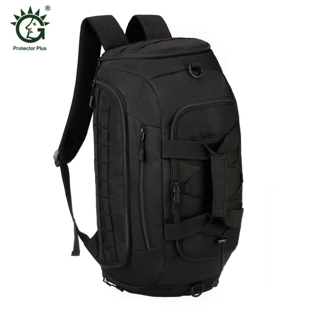35L Multifunctional Military Tactics Travel Bag Large Capacity Luggage Travel Duffle Bags Handbags Camping Backpack