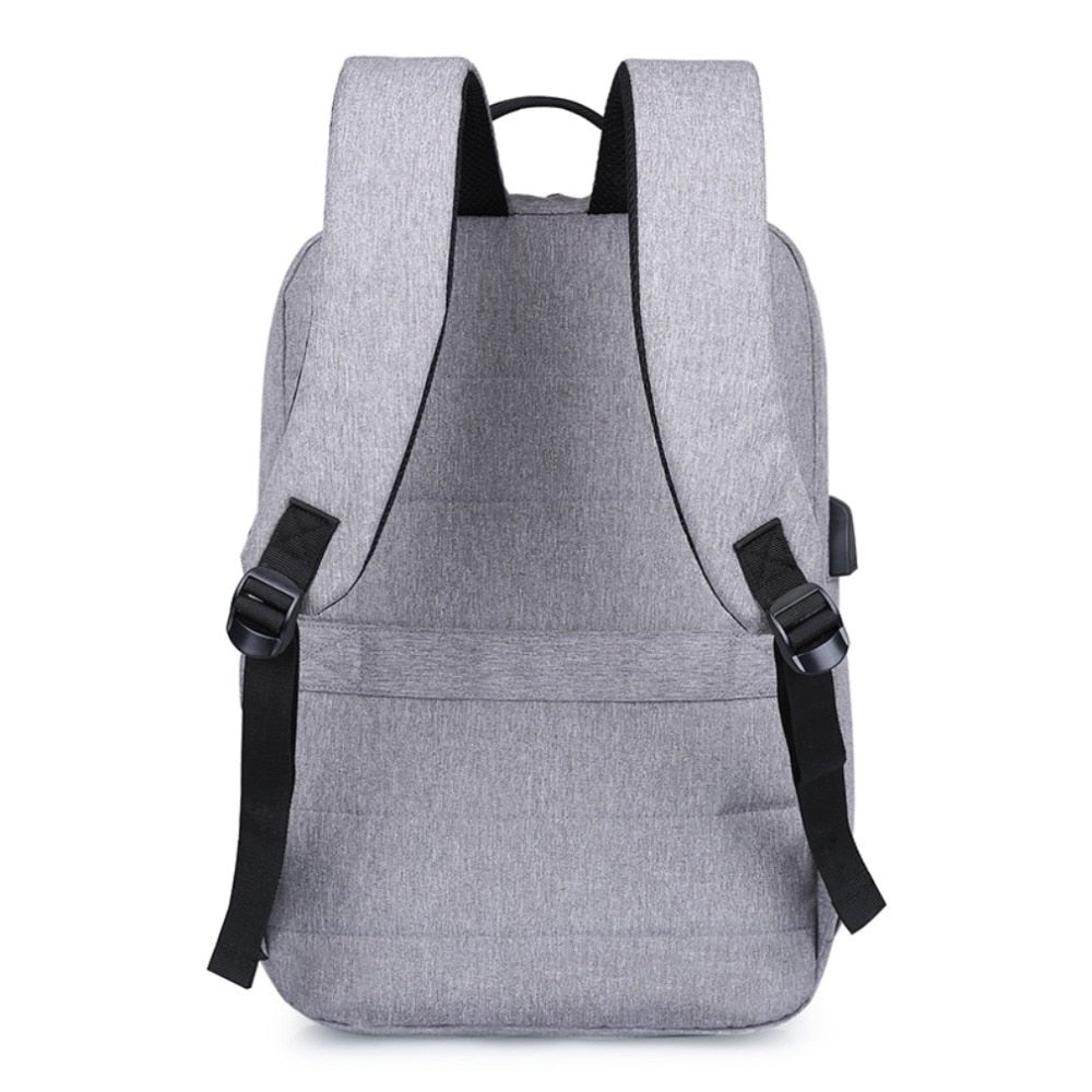 Computer backpack USB charging business shoulder bag