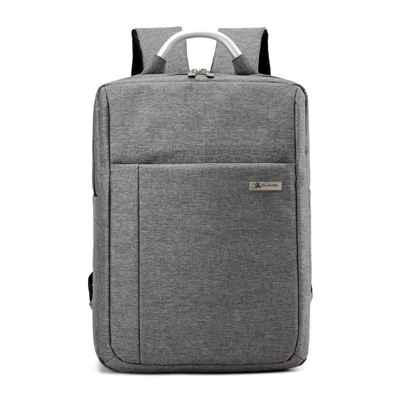 Men Backpack Laptop Backpack Large Capacity Stundet Backpack Casual Style Bag Water Repellent