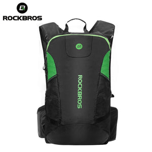 ROCKBROS Cycling Bike Rainproof Hiking Backpack Bag Outdoor Sport Camping
