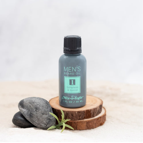 Mixologie-Beard Oil I-Timeless & Torrid