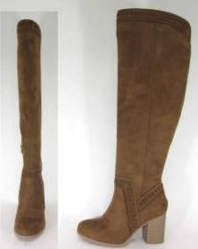 Chestnut Riding Boot