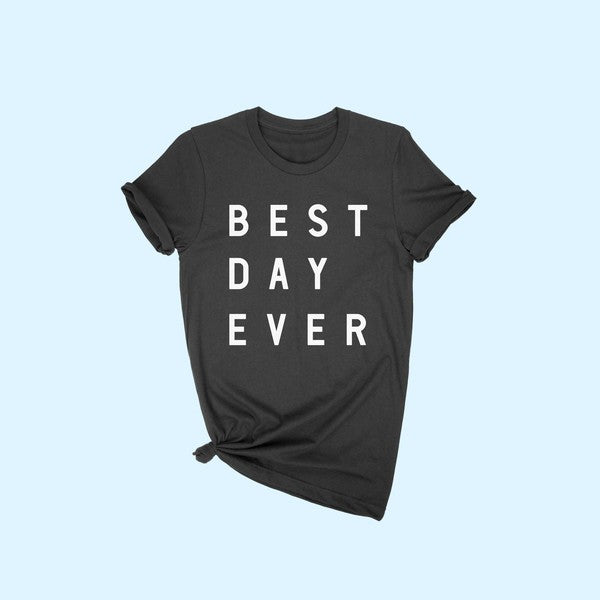 Best Day Ever-Black