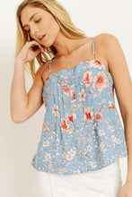 Covered in Flowers Cami