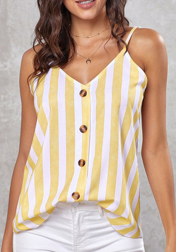 Sunshine Cami-Yellow