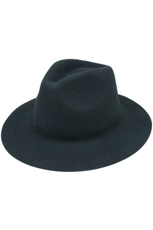 Hat-Black Panama