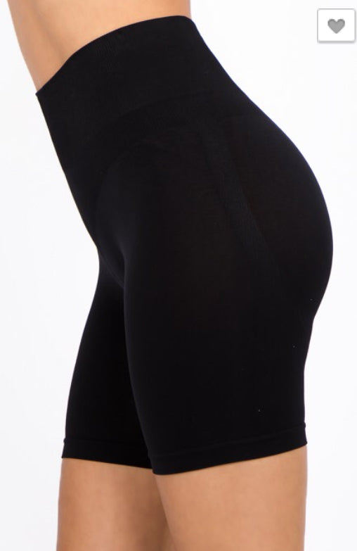 Tummy Control Shapers-Black