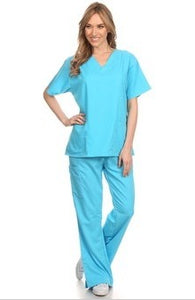 Scrubs Pant-Mint