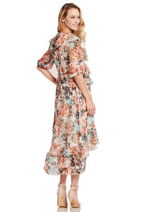Cover Me in Flowers Dress