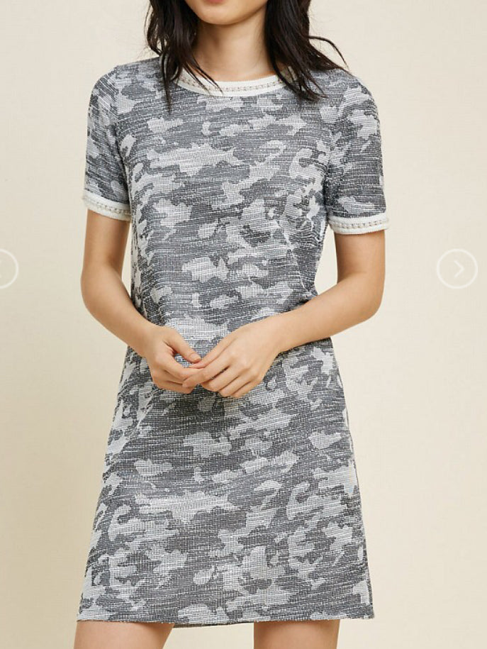 Pearl Shift Dress