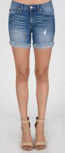 "Kan Can 5"" Denim Shorts"