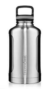 BruMate 64 Oz Growler-Stainless Steel