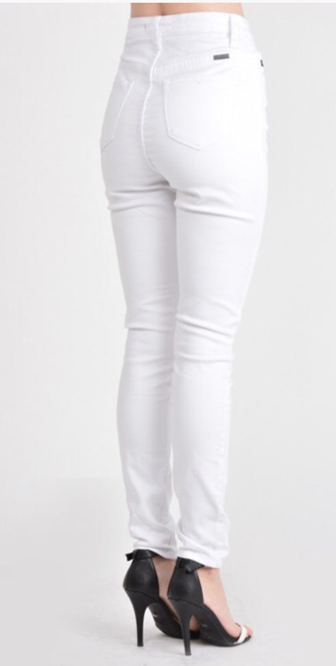 Nature White Denim Jean