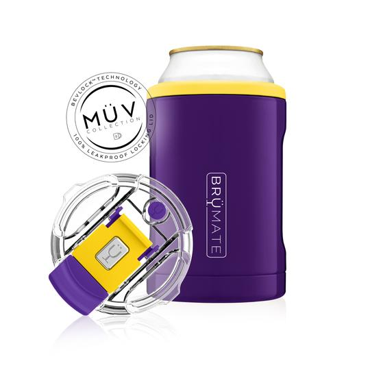 Duo Hopsulator-Purple/Yellow