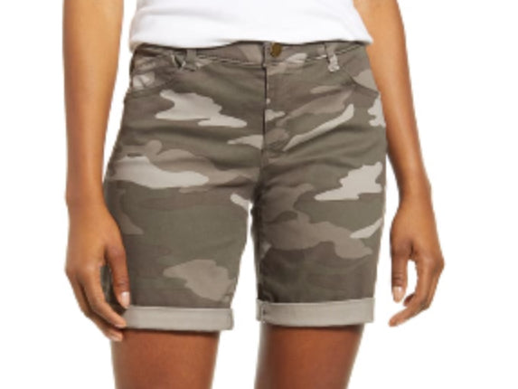 Democracy Camo Shorts