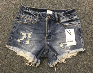 Special Distressed Shorts