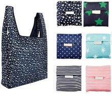 Reusable & Washable Folding Totes